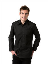 Male Shirt Modern European Fit
